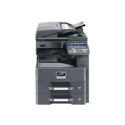 Le TASKalfa 3510i est doté d´une grande fiabilité et d´une facilité d´utilisation exceptionnelle. La large gamme de papier et les options de finition permettent d´adapter le multifonction en fonction des besoins personnels. En effet, le module de finition