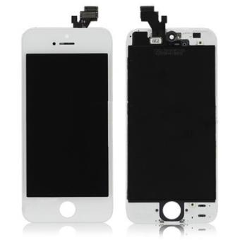 ecran lcd dalle tactile pour iphone 5 blanc achat prix fnac. Black Bedroom Furniture Sets. Home Design Ideas