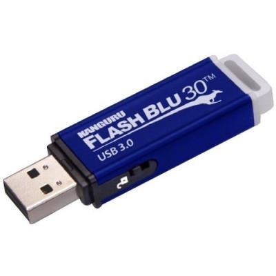 Kanguru ALK-FB30-16G Capacité: 16 Go Type d´interface: USB 3.0 Vitesse de lecture: 145 Mo/s Elément de format: Pivotant Couleur: Bleu Largeur: 6.4 cm Profondeur: 1.85 cm Hauteur: 0.9 mm Couleur : Bleu