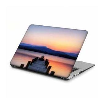 coque rigide macbook pro ecran retina 13 pouces mer ponton n achat prix fnac. Black Bedroom Furniture Sets. Home Design Ideas