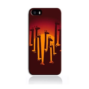 coque iphone 5 5s girafes achat prix fnac. Black Bedroom Furniture Sets. Home Design Ideas