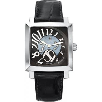 montre femme saint honore 863017 1ynd bracelet cuir achat prix fnac. Black Bedroom Furniture Sets. Home Design Ideas