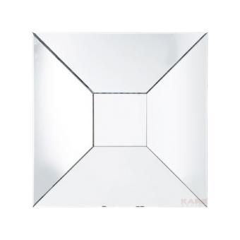 miroir carr optique 100 x 100 achat prix fnac