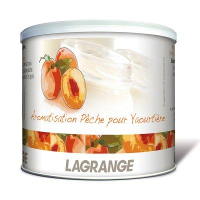 Image du produit Boite de Sucre pour 7 yaourts aromatisés Pêche*