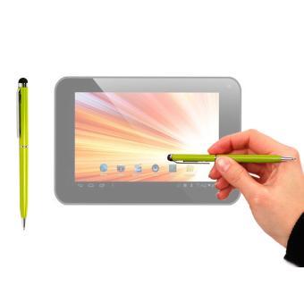 stylet tactile vert 2 en 1 stylo pour tablette fineslate t01e 7 pouces achat prix fnac. Black Bedroom Furniture Sets. Home Design Ideas