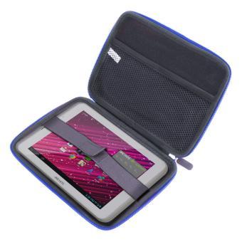 mp Housse etui rigide bleu de protection pour la tablette tactile Archos  Xenon w