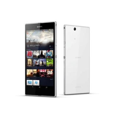 Fnac.com : Sony Xperia Z Ultra White + DK30B - Autres. Remise permanente de 5% pour les adhérents, commandez vos produits high-tech en ligne et retirez-les en magasin.
