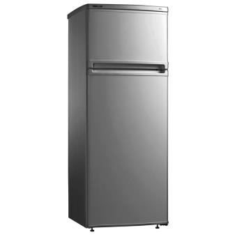 refrigerateur congelateur en haut proline dd 221 silver achat prix fnac. Black Bedroom Furniture Sets. Home Design Ideas