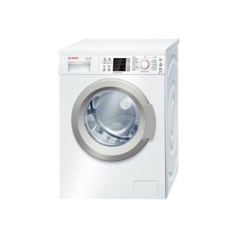 bosch serie 6 energysave waq28413ff machine laver chargement frontal pose libre blanc. Black Bedroom Furniture Sets. Home Design Ideas