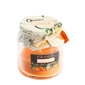 bougie parfum e en pot confiture orange achat prix fnac. Black Bedroom Furniture Sets. Home Design Ideas