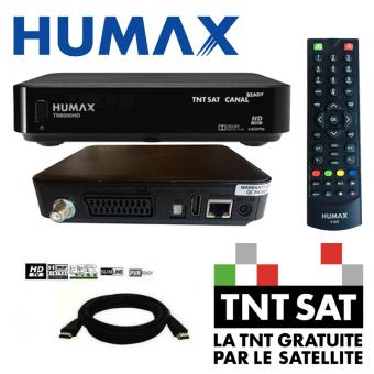D codeur tnt hd r cepteur satellite humax tn8000hd pvr - Tnt par satellite sans decodeur ...