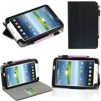 Housse cuir style luxe tablette samsung galaxy tab 3 7 0 - Ou acheter tablette samsung ...