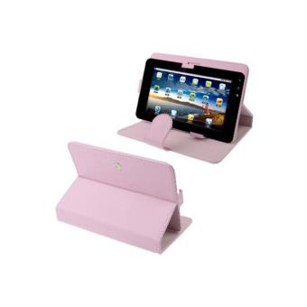 Housse universelle tablette tactile 9 pouces support 360 - Housse clic clac universelle ...
