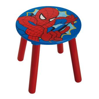 tabouret pour table de jeu ou bureau pour enfant spiderman achat prix fnac. Black Bedroom Furniture Sets. Home Design Ideas