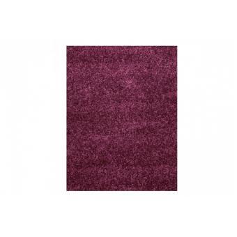 Tapis poils shaggy lila 160x230 cm achat prix fnac - Tapis shaggy 160x230 ...