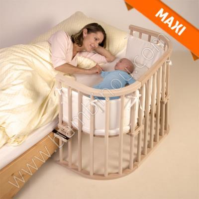 Berceau Lit bébé Cododo Babybay Maxi non traite 51 x 94 cm pour 205€