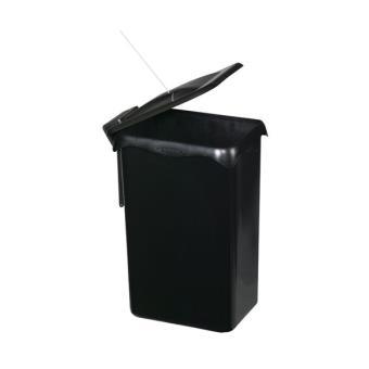poubelle de porte 23l portasac achat prix fnac. Black Bedroom Furniture Sets. Home Design Ideas