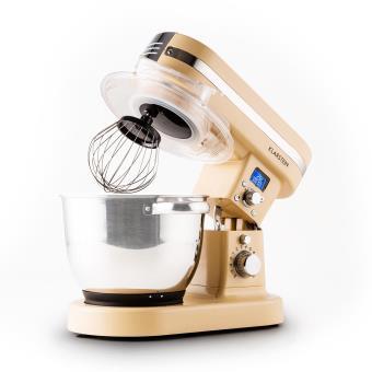 klarstein kitchenette robot de cuisine 1200w acier fonction cuisson cr me achat prix fnac. Black Bedroom Furniture Sets. Home Design Ideas