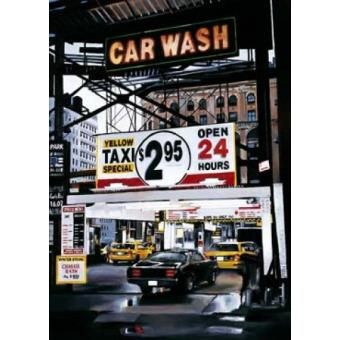 stations de lavage poster reproduction monument car wash susbielles 70x50 cm top prix fnac. Black Bedroom Furniture Sets. Home Design Ideas