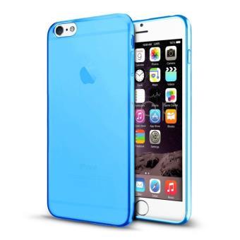 coque silicone tpu iphone 6 plus 6s plus bleu dreamshop75 achat prix fnac. Black Bedroom Furniture Sets. Home Design Ideas