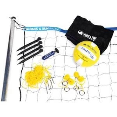 Park & Sun Sports Spiker Volleyball-filet Bleu pour 119€