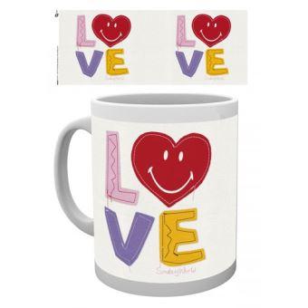 Smileys Tasse À Café Mug Craft Love (9x8 cm), Fnac.com