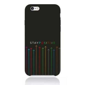 coque iphone 6 stay positive achat prix fnac. Black Bedroom Furniture Sets. Home Design Ideas