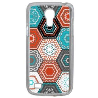 coque mosaique hexagonale compatible samsung galaxy s4. Black Bedroom Furniture Sets. Home Design Ideas