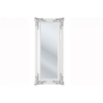 Grand miroir baroque blanc achat prix fnac for Miroir 80x180