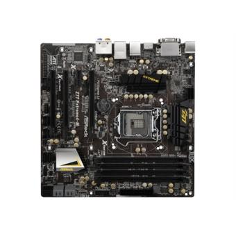 asrock z77 extreme4 m carte m re micro atx socket. Black Bedroom Furniture Sets. Home Design Ideas