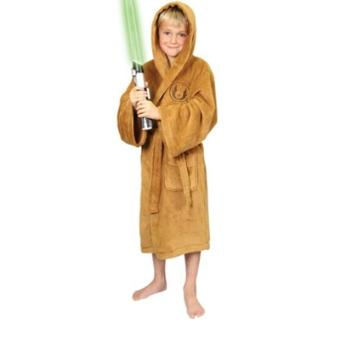 star wars peignoir de bain polaire enfant jedi l top prix fnac. Black Bedroom Furniture Sets. Home Design Ideas