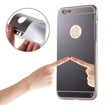 Effet miroir coque pour apple iphone 6s plus ultra mince for Effet miroir photo iphone