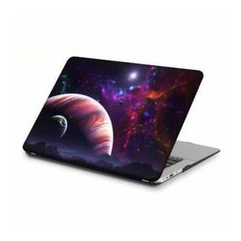 coque rigide macbook pro ecran retina 13 pouces espace univers galaxie planete rouge n achat. Black Bedroom Furniture Sets. Home Design Ideas