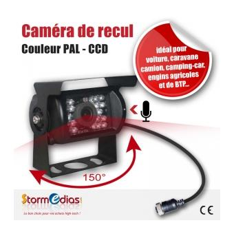 camera de recul couleur ccd achat prix fnac. Black Bedroom Furniture Sets. Home Design Ideas