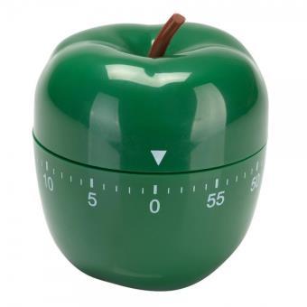 minuteur pomme vert achat prix fnac. Black Bedroom Furniture Sets. Home Design Ideas