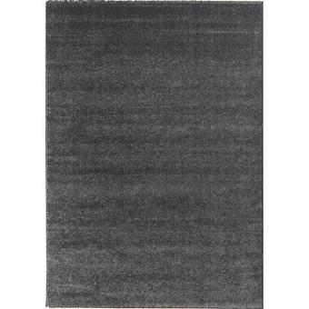 tapis de salon 120x170 cm gris fonc verso achat prix fnac. Black Bedroom Furniture Sets. Home Design Ideas