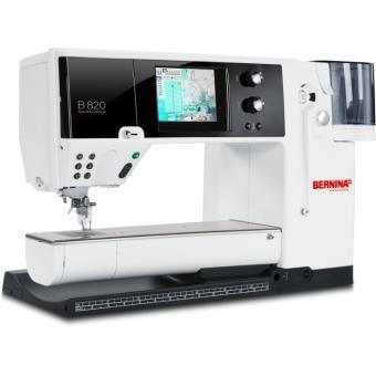 Machine coudre bernina 820 achat prix fnac for Machine a coudre fnac