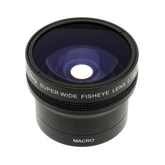 Objectif fisheye 0 15x pour reflex nikon achat prix fnac for Objectif a miroir pour nikon