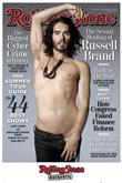 RUSSELL BRAND - Rolling Stones AFFICHE 61x91,5 cm
