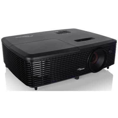 Vidéoprojecteur Optoma DS431 POINTS FORTS - Vidéoprojecteur DLP 3D - Full HD - 3200 ANSI lumens - Contraste 20 000:1 - 2 HDMI, connexion MHL CARACTERISTIQUES - Usage : Home cinéma - Technologie : DLP - Résolution native : 800x600 pixels (SVGA) - Format :