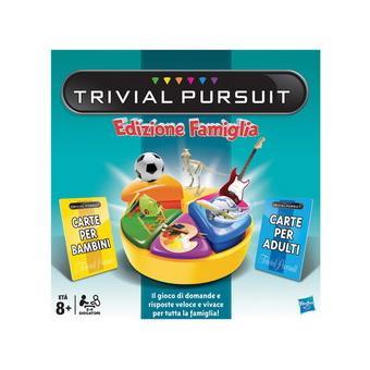 trivial pursuit famille 4560 615832 acheter sur. Black Bedroom Furniture Sets. Home Design Ideas