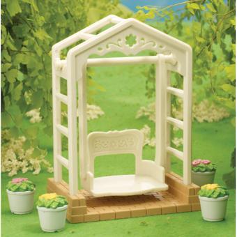 Families ? La Balançoire de Jardin ? Garden Swing (Accessoires