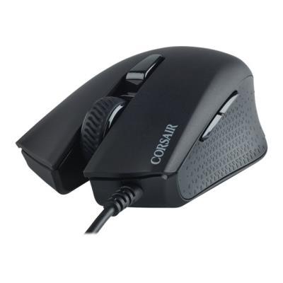 La souris HARPOON RGB, qui possède un capteur de jeu optique de 6 000 DPI avec suivi avancé pour un contrôle précis, a été conçue pour régner en maître. Sa légèreté et son design profilé facilitent les mouvements les plus furtifs.