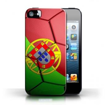 iphone 5 5s coque football portugal achat prix fnac. Black Bedroom Furniture Sets. Home Design Ideas
