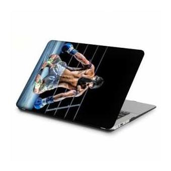 coque rigide macbook pro ecran retina 15 pouces sport combat boxe dos bleu n achat prix fnac. Black Bedroom Furniture Sets. Home Design Ideas