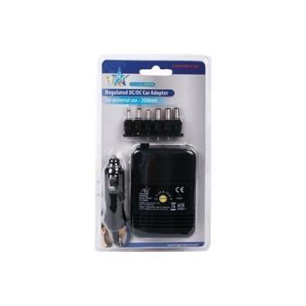 Hq adaptateur allume cigare voiture achat prix fnac for Adaptateur allume cigare 220v fnac