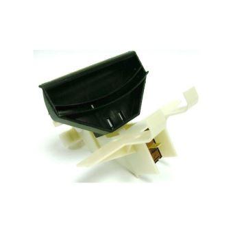 Fermeture porte noire poignee pour lave vaisselle - Poignee porte noire ...