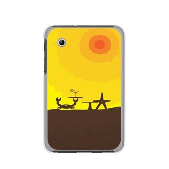 coque plage 1 pour samsung galaxy tab 2 7 p3100 coq0055 a6 5 4 achat prix fnac. Black Bedroom Furniture Sets. Home Design Ideas