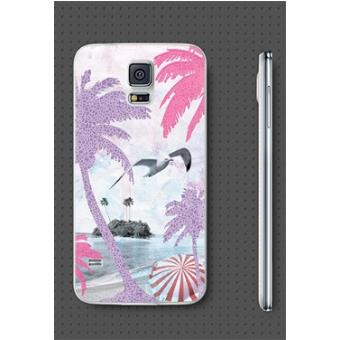 coque cocotiers 1 pour samsung galaxy s5 coq0077 a6 6 1 achat prix fnac. Black Bedroom Furniture Sets. Home Design Ideas
