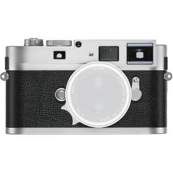 Leica M Monochrom appareil photo numérique Argent Fnac.com